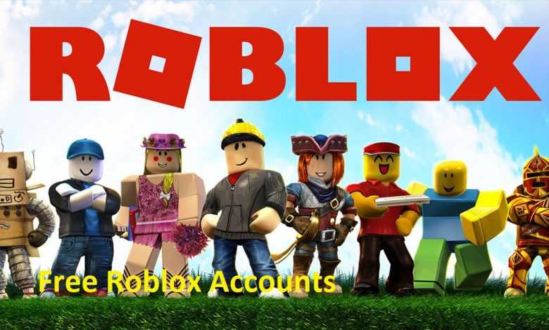 Free Roblox Accounts Email And Password February