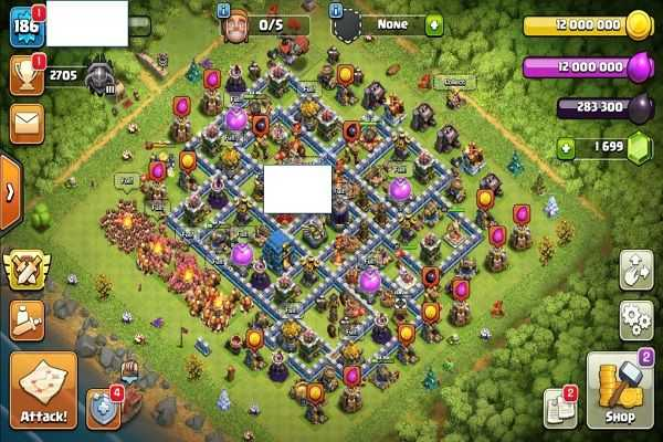 Free Clash of Clans Accounts